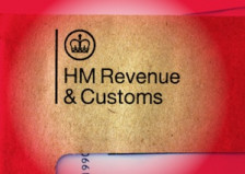 HMRC Envelope 2015 Red