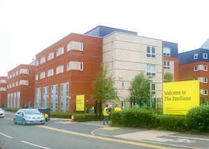 Pavilions Student Accommodation